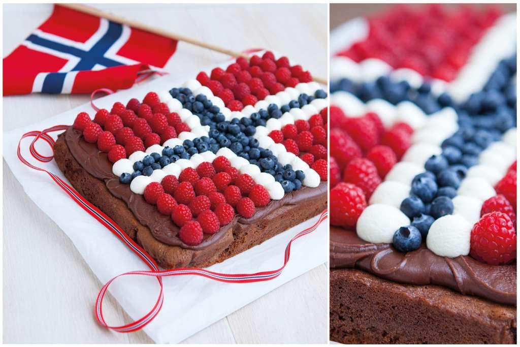 17mai_Sjokoladekake